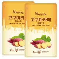 세미 베버시티 고구마라떼 페이스트 1kg 2개세트 (TOP 1899208556)