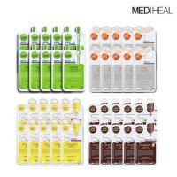 메디힐 비타 콜라겐 태반 티트리 40매 10매씩X4종, 단일상품/단일상품 (POP 152153565)