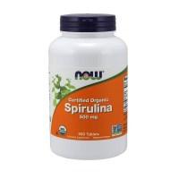 NOW Foods Spirulina 나우푸드 스피루리나 500mg 500테블릿, 1개, 1 (TOP 1391327002)