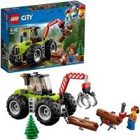 레고 (LEGO) 시티 숲의 강력한 트랙터 60181 블록 장난감 소년 차 (TOP 1268144456)