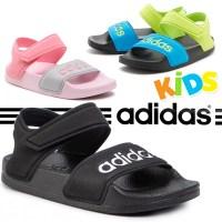 아디다스스포츠 KIDS 아딜렛 샌들 K 모음 남아 여아 스포츠 패션 여름 신발 (TOP 5542875979)