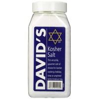 데이비드 코셔 소금 솔트 40oz(1.12kg) 1팩 David's Kosher Salt, 1개 (TOP 1286424897)