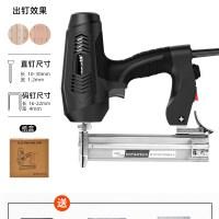 전기타카총 세트 전동 타정총 못박는기계 충전타카 네일건 스테이플건, AG (TOP 2108578079)