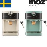 [MOZ] 스웨덴 명품 브랜드 북유럽 감성 모즈 20BAR 에스프레소 커피머신 DMC-1400, 아이보리 (TOP 2262213284)