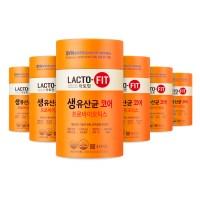 종근당건강 종근당 락토핏 코어 프롤린 유산균, 120g, 6개 (POP 5498533952)