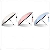 은빛라인 UV자외선차단 암막 3단 양산 우산 (TOP 222568485)