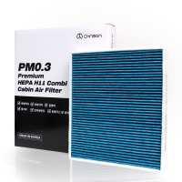 차모아 PM0.3 H11등급 차량용 에어컨 활성탄 헤파필터, 현대 베뉴_B116 (TOP 5523317357)