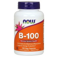 NOW Foods 나우푸드 비타민 B 100mg 100캡슐 1병, 1개, 제품제목참조 (TOP 1373849009)