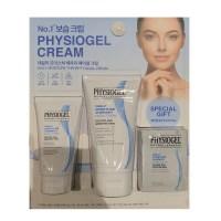 피지오겔 페이셜크림 150ml + 75ml 5ml*5 최대 72시간 촉촉하고 생기있는 피부를 유지 피부속 유수분 밸런스를 맞추어 피부 보습막 형성 DMT크림, 1set (POP 4554904200)