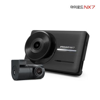 아이로드 nx7 - 아이로드 NX7 16GB 전후방 FHD+HD 2채널 블랙박스 하이퍼랩스로 4배저장, 아이로드 NX7 (16GB)