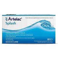 유럽 Artelac Splash - Colirio para Ojos Secos 30 Unidosis de 0.5 ml 에센스 세럼 앰플 미스트 (TOP 6028586790)