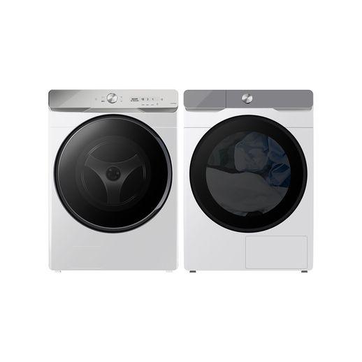삼성전자 그랑데 WF23T8500KE 세탁기 + DV16T9720SE 건조기 .., WF23T8500KE DV16T9720SE 앵글(별도비용발생 12만원)