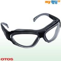 오토스 안전 보호 안경 고글 보안경 B-401 먼지차단 방풍 산업용 스포츠 라이딩 자전거 (TOP 247843849)