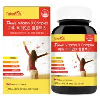 네이처랩 파워 비타민B 컴플렉스 고함량 활력비타민B군 90정, 1박스 (TOP 5158443083)