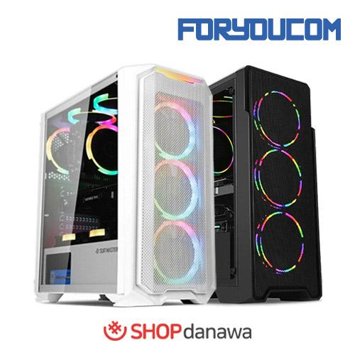 포유컴퓨터 샵다나와 게이밍 조립 컴퓨터 본체 롤 리그오브레전드 PC 라이젠 데스크탑 3200G 8G 사무용까지, PC본체, SHOP_3200G