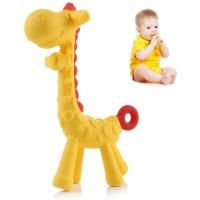 아기 테더 장난감 - 아기 유아 및 유아를 위한 티나블리스 티닝 페이징 츄잉 링 - 부드러운 실리콘 BPA-프리 천연 유기농 :, 단일옵션 (TOP 5664344576)