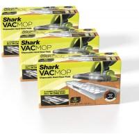샤크 VMP30 VACMOP 일회용 하드 플로어 진공 청소기 및 걸레 패드 리필 30 카운트 화이트: 홈 & 키친, 단일옵션 (TOP 4933807527)