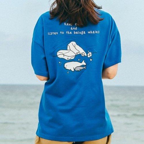 [텐바이텐] [Organic cotton] Beluga - 이하늬 착용