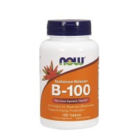 나우푸드 비타민 B-100 100정 (TOP 1582636420)