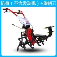 승용관리기 구굴기 텃밭용 트레일러 농기계 농사용 미니 소형 9, 회전식 경운기 엔진 없음 (TOP 5302996871)