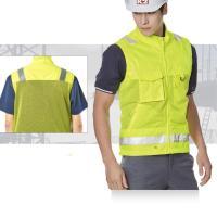 K2 야간 청소 반사띠 시원한 망사 형광 안전조끼 행사 방범 작업복 공사현장 라이딩, M (TOP 5314939657)