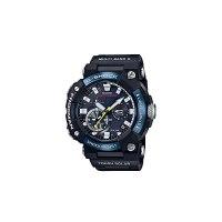[카시오] 시계 지샥 Bluetooth 탑재 솔라 전파 FROGMAN 카본 코어 가드 구조 GWF-A1000C-1AJF 남성 블랙 (POP 5770803898)