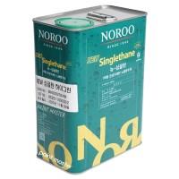 노루페인트 옥상방수 우레탄페인트 싱글탄 중도1액형 4kg, 녹색 (TOP 197493269)