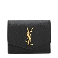 생로랑 여성 카드지갑 Uptown leather card holder P00434417 (TOP 5225605492)