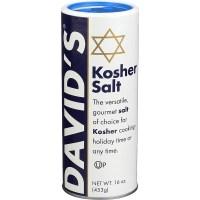 데이비드 코셔 소금 솔트 16oz(453g) 1팩 David's Kosher Salt, 1개 (TOP 1286426516)
