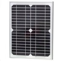 솔라 태양광 패널 20W 18V 태양전지 판 모듈 판넬 태양열 집열판 (TOP 1400835730)