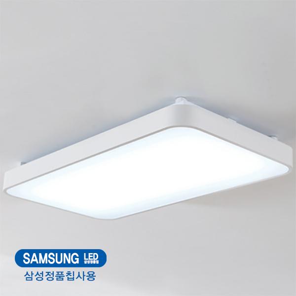 조명에반하다 시스템거실등 LED60W 화이트(SP2)LR 천장등/실링라이트