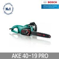 보쉬 AKE40-19Pro 전기체인톱 전기톱 체인톱 400mm (TOP 1426931278)