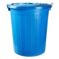 리빙플랜 만능용기 파란통 대형플라스틱통,  (TOP 1291446305)