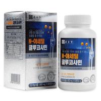 종근당 N-아세틸 글루코사민 콘드로이친 관절 연골 건강 도움, 4개, 90정 (TOP 4786157210)