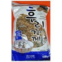 식예원 가쓰오후리가께 500g X6봉 주먹밥 계란찜 (TOP 5644659384)