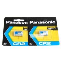 파나소닉 3V CR2 카메라용 리튬 건전지, 1개, 2개 (TOP 1639056258)