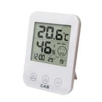 CAS 카스 디지털 온습도계 T004 아이콘표시 온도계, T004 화이트 (TOP 4666950044)
