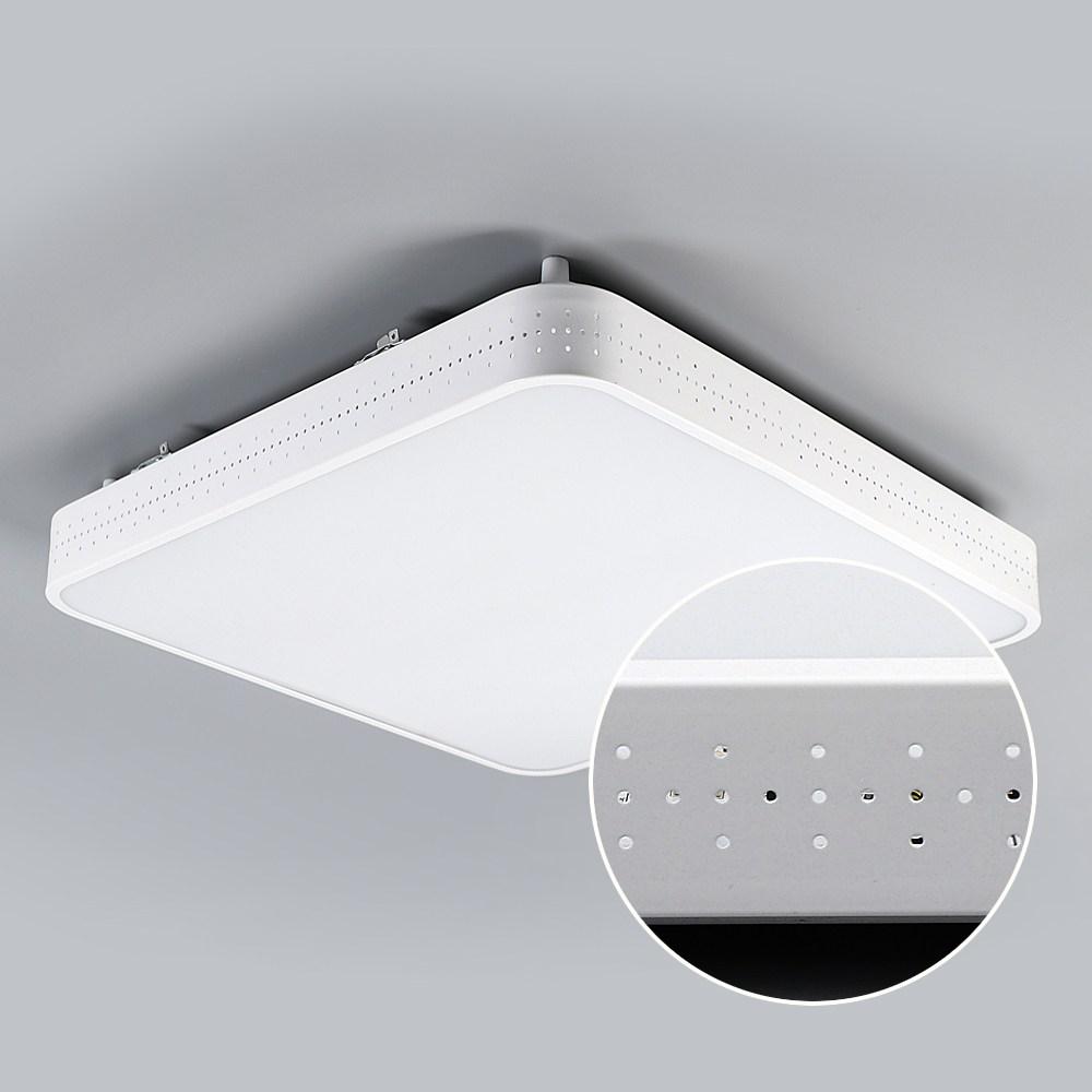 원하 LED방등 방등 거실등 주방등 LED조명, S01. LED 사우디 방등 60W(LG칩)-화이트