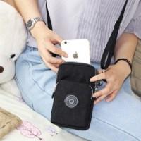 미리트래블 가벼운 핸드폰가방 휴대폰가방 미니크로스백 (POP 150415759)