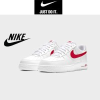 [미국직구정품] 나이키 에어포스1 '07 1 레드 Men's Shoe Nike Air Force Red (POP 175907397)