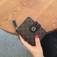 여성 잡화 카드 지갑 클래식 지퍼 버클 케이스 6칼라 (POP 200740922)
