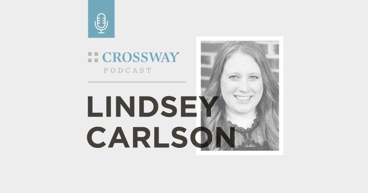 Podcast: How to Intentionally Disciple Your Kids (Lindsey Carlson)