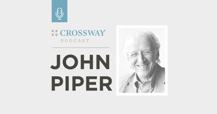 Podcast: God's Sovereignty, Pastoral Burnout, and Racism (John Piper)