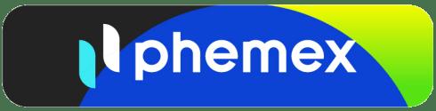 Phemex . logo