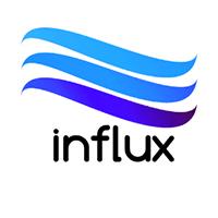 Influxcoin Mining Calculator Widget