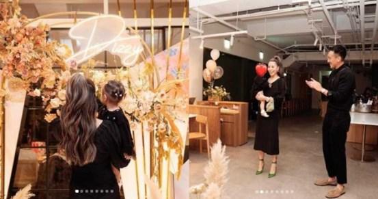 """蔡诗云诞辰35周年!王阳明偷偷策划一个""""大聚会"""",朋友大笑:如何参加婚礼"""