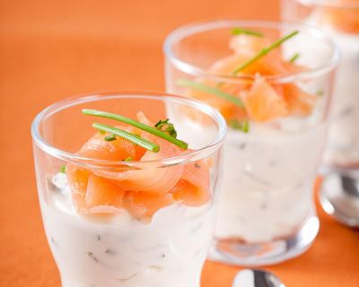 """Résultat de recherche d'images pour """"verrines de saumon faciles"""""""