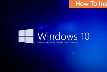 How To Install Windows 10 Curative Artist