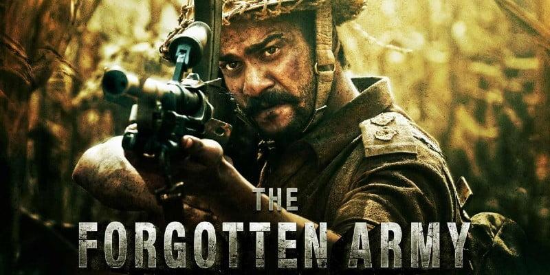 The Forgotten Army Azaadi Ke Liye Curative Artist