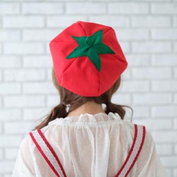 桜餅 帽子7